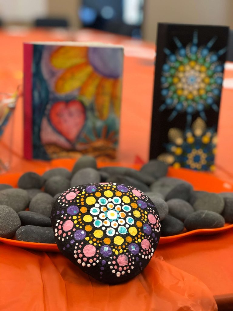 Mandala Kindness Rocks